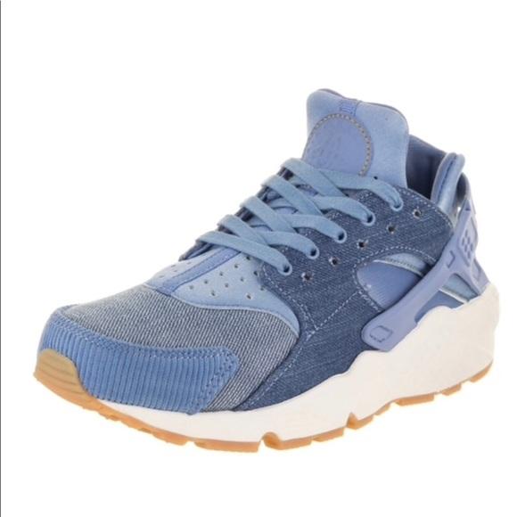 964ecb95f7bc Nike Huarache Light Denim Sneakers for Women. M 5aad9331daa8f6413a00dbeb